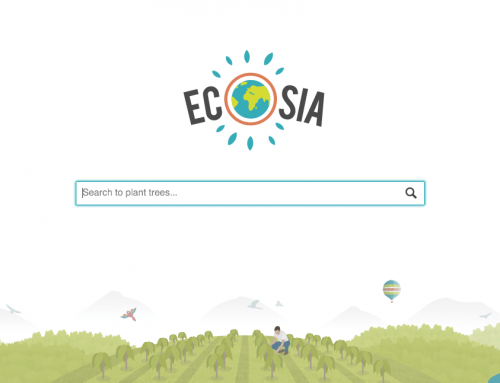 Ecosia it! [4min. reading time]